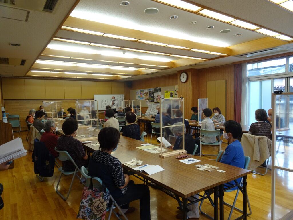 7/18(土) 第1回「いきいき探訪教室」を開催しました。